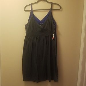 Old navy strapless sun dress
